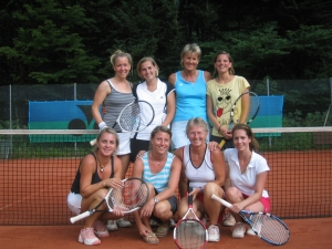 2008: 1. Damenmannschaft