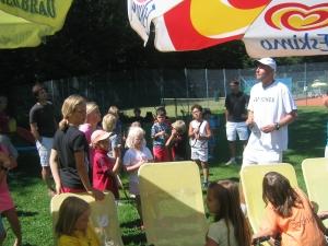 2008: Sommercamp