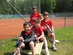 2011: Bambini-Mannschaft