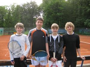 2011: Junioren-Mannschaft