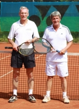 2011: Kreismeister im Doppel H 60: H.Ackermann/L.Schmid