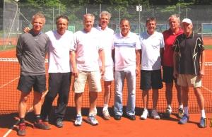 2012: Herren 55 Bayernliga-Meister !