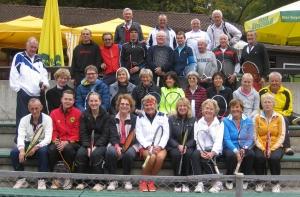 2013 Oktober-Schleiferl-Turnier zum Saisonabschluss