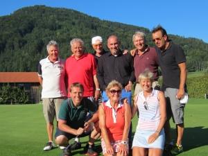 2013 RTC spielt Golf