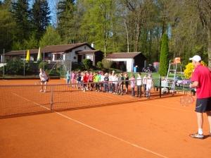 2013: Schulklassen Karlstein