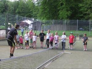 2013: Talentino Tennis-Schnuppern