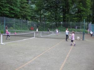 2013: Talentino Tennis-Schnuppertag