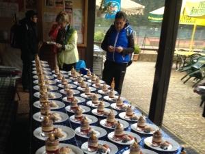 2015 - Dessert-Büfett Herbstfest