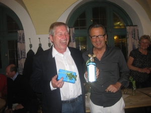 2015-Kurt Nagel wird als scheidender 2.Vorsitzender geehrt