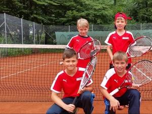 2015 - Midcourt-Mannschaft