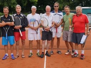 2016 - 1. Herren 60: Aufstieg in die Regionalliga