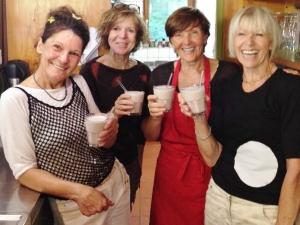 2016 - Die 4 Mädels Helferinnen in der Not!!!