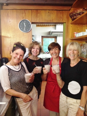 2016 - Die 4-Mädels Helferinnen in der Not!