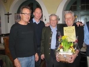 2016 - Heinz 50 Jahre beim RTC