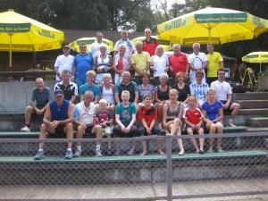 2016 - Sommerfest Schleiferlturnier-Teilnehmer