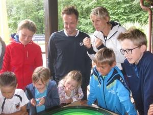 2017 - Eltern-Kind-Turnier Pferderennen
