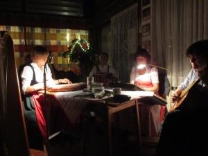 2017 - Weihnachtsfeier im Clubhaus