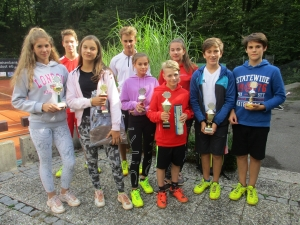 2018 - Jugend-Clubmeisterschaft Siegerehrung