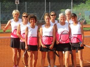 2019 - Damen 40
