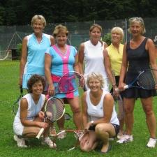 2012: Damen 40 Meister der Bezirksklasse 2