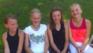 2012: Mädchen 1