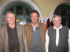 2013: Karl Reindel neuer Kassier!